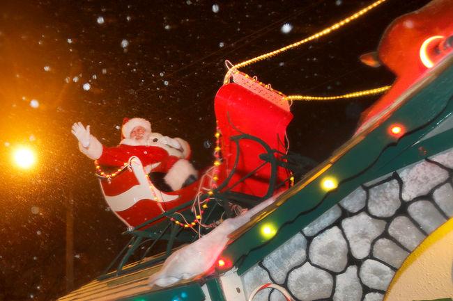 Belleville Santa Claus Parade