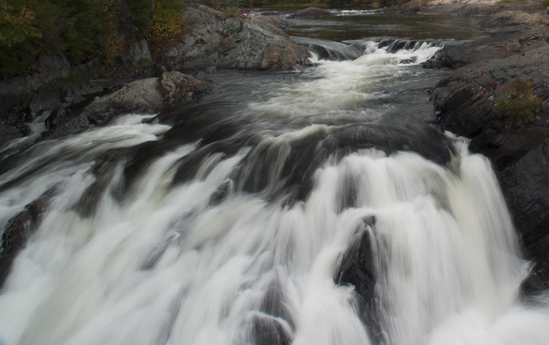 Water Falls Field Trip